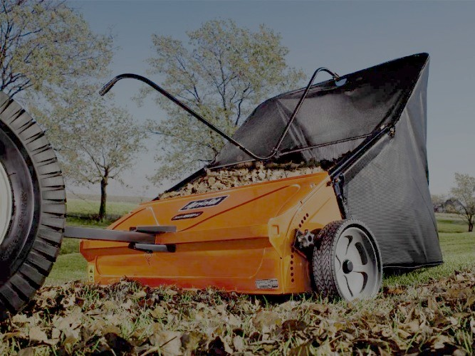 8 Most Popular Lawn Sweeper Brands in 2020