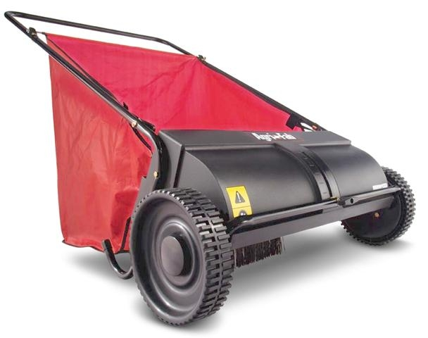 What Are The Types Of Lawn Sweepers