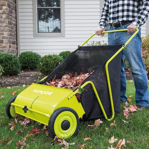 Yardwise Lawn Sweeper Review 2020