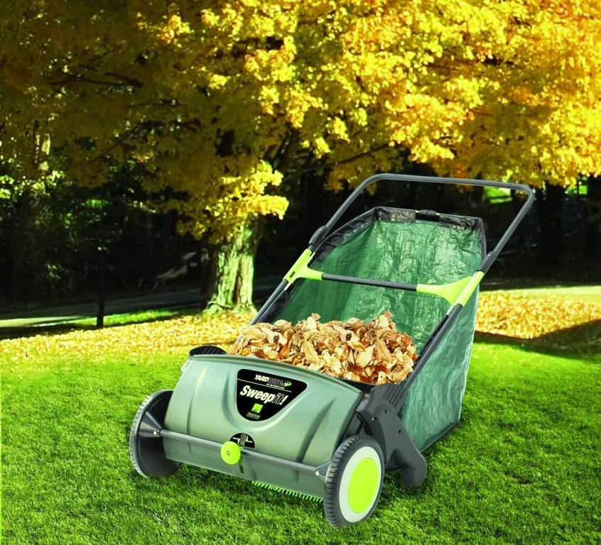 Snow Joe Sun Lawn Sweeper Review 2020