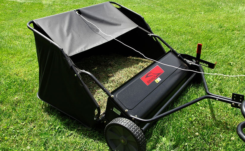 What's Lawn sweeper and their working mechanism [Types included]